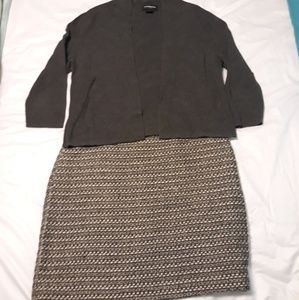Ann Taylor and Liz Claiborne outfit
